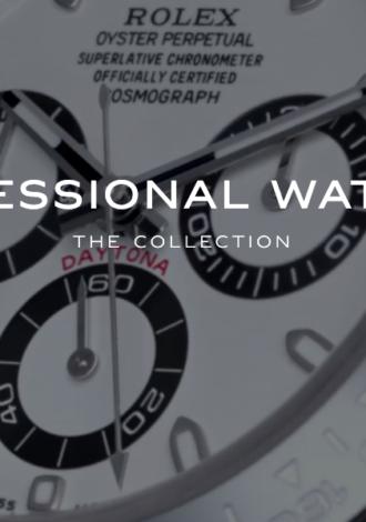 Rolex Professional Watches