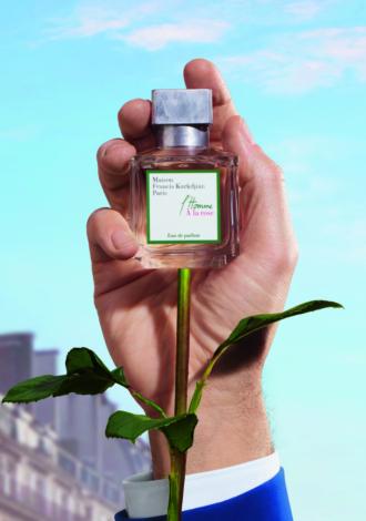 l'Homme À la rose  |Eau de parfum|